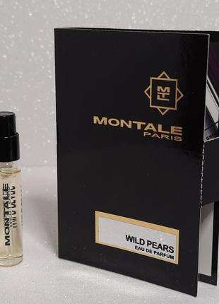 Montale wild pears парфюмированная вода