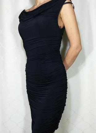Шикарное коктейльное платье на праздник h&m