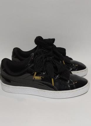 Puma basket оригинал кеды кроссовки кросівки размер 37.5