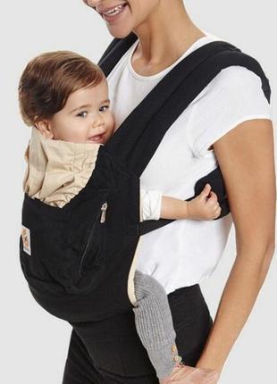 Эргорюкзак, слинг, переноска для малышей ergobeby