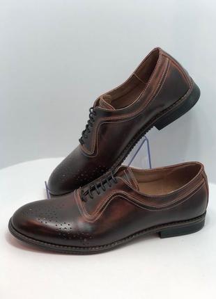 Мужские туфли - броги