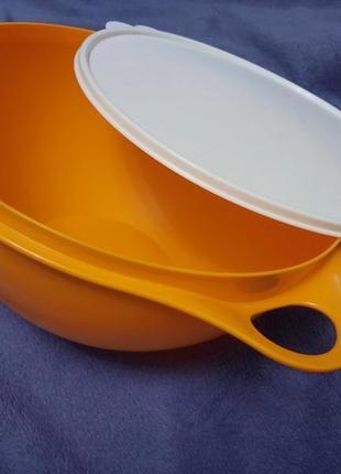 Миска 4,5 л tupperware 🧡🎁🎄