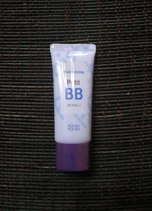 Увлажняющий бб крем holika holika petit bb moisturizing spf30pa++