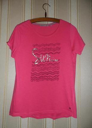 Женская футболка размер 40 // l