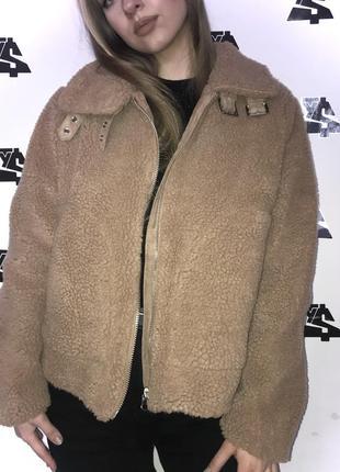 Тедди коат, куртка чебурашка