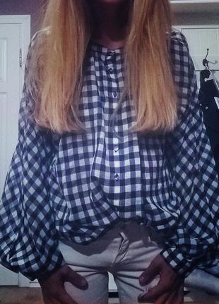 Блуза comptoir des cotonniers