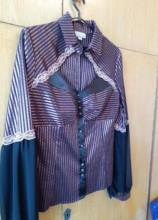 Удивительная блуза 46 р