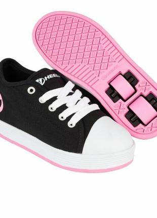Heelys 770497k fresh x2 wheeled sneaker роликовые кроссовки ролики 21-22.5