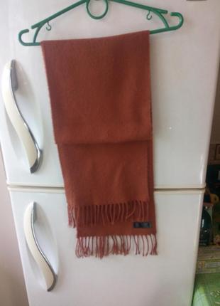 Красивый мужской шарф италия