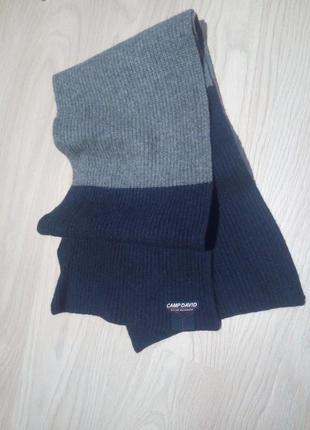Оригинальный шарф от   camp david