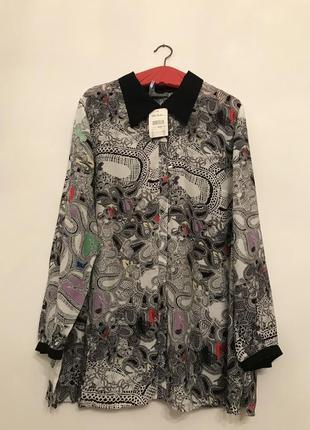 Блузка,рубашка ,пейсли