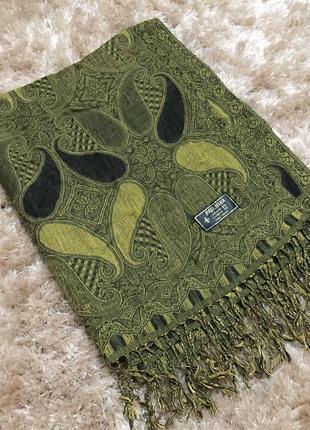 Італійський шарф з кашеміру