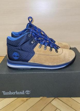 Ботинки timberland р.40 черевики