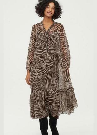 Платье  zara h&m xs-s