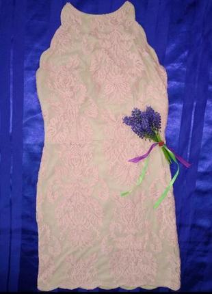 Платье angel biba