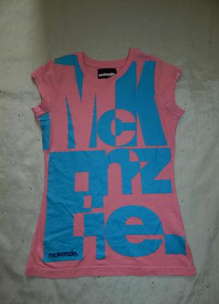 Mckenzie  футболка стильная модная р6