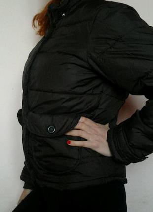 Куртка теплая на синтепоне