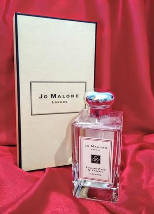 Нишевый парфюм jo malone english pear & freesia (100 мл) унисекс оригинал!