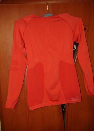 Женское термо бельё odlo термо кофта с длинным рукавом