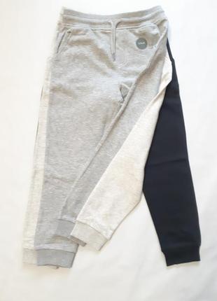 Джогеры спортивные утеплённые штаны