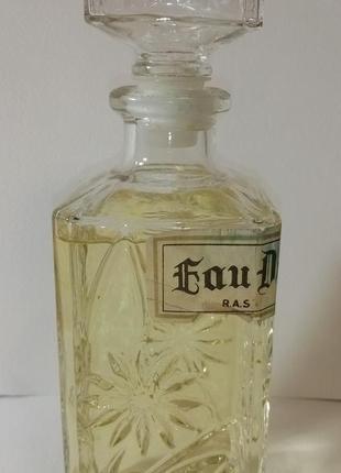 Jacques bogart ive eau de cologne винтажный одеколон