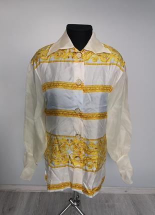 Шелковая рубашка sycomore
