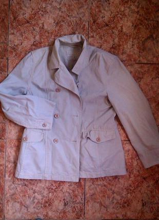 Куртка-пиджак esprit, хлопок 100%