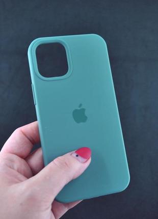 Силиконовый чехол для iphone 12 mini