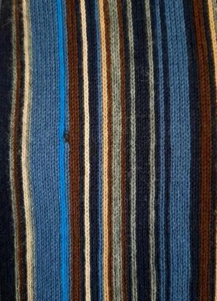Классический мужской шарф john lewis шерсть германия5 фото