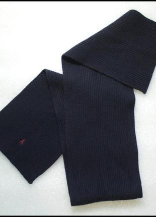 Ralph lauren шарф шерстяной