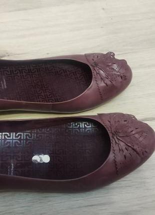 Шкіряні туфлі 43