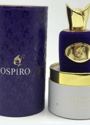 ‼️оригинал‼️sospiro accento perfumes унисекс соспиро парфюмерная вода духи спрей парфюм