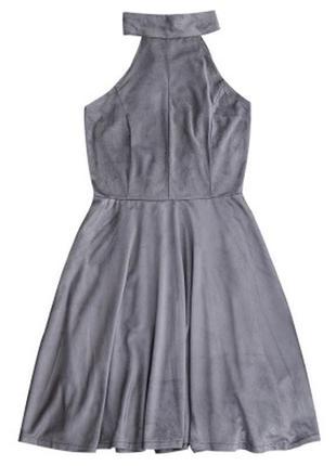 Платье со шнуровкой на спине, колокольчик