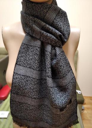 Шикарный мужской шарф