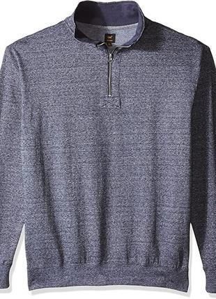 Кофта свитер анорак lee размер xxl на флисе