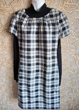 Очень хорошее и красивое,стильное платьице bagen/размер евро 40