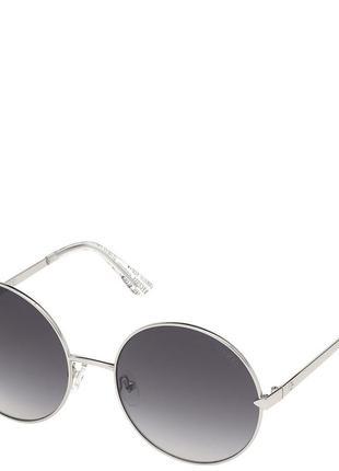 Очки женские солнцезащитные с градуированными линзами guess pgu7614-10b59