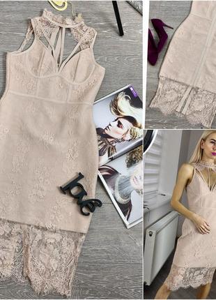 Плаття бандажне