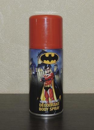 Batman robin дезодорант-спрей для детей