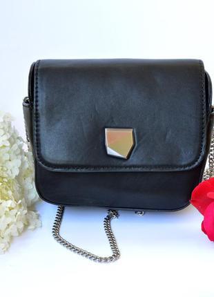 Маленькая сумочка от zara trafaluc