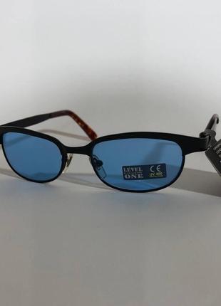 Vintage glasses level one винтажные очки uv400