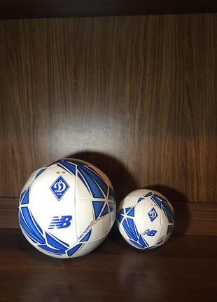 Оригинальный мяч new balance dispatch,динамо киев,футбол,adidas,nike