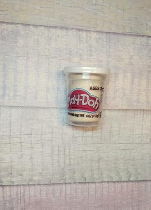 Тесто пластилин play doh с конфетти в индивидуальной полиетиленовой упаковке