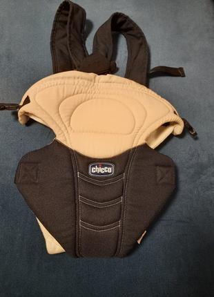 Chicco ерго рюкзак-переноска easyfit