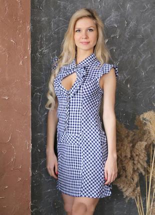 Платье  супер! бенгалин. м-л