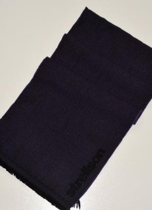 Strellson  шикарный брендовый шарф шерсть