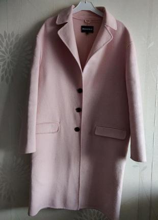 Шерстяное пальто р.s/m