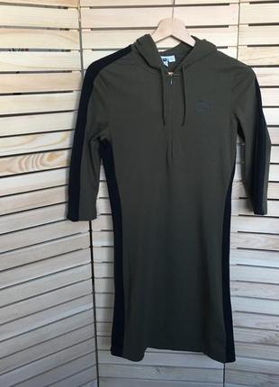 Платье, платье-худи puma (оригинал, м).