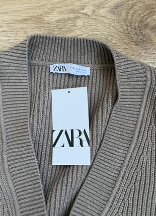 Новый с биркой жилет  безрукавка zara
