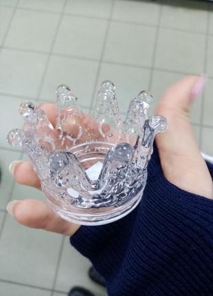 """Подсвечник """"корона"""""""
